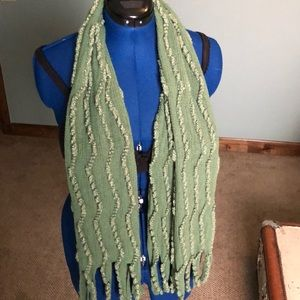 Other - Green scarf